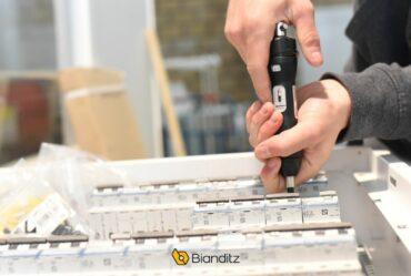 Destornillador dinamometrico bianditz