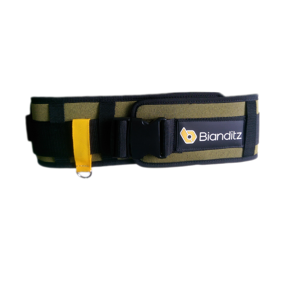 Cinturon de seguridad de nylon Bianditz