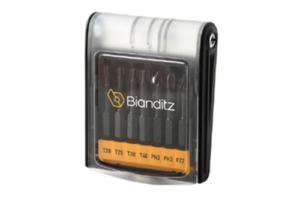 Kit de puntas de impacto bianditz